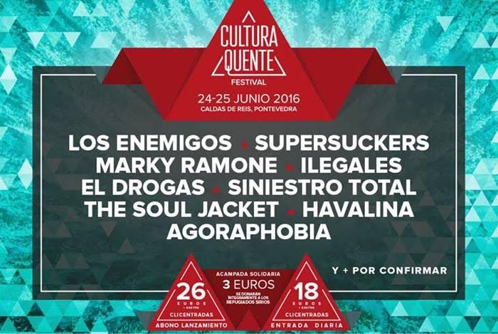 Festival Cultura Quente